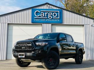 Used 2018 Toyota Tacoma TRD Pro for sale in Stratford, ON