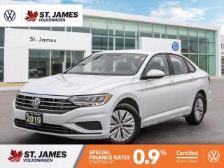 Used 2019 Volkswagen Jetta Comfortline, Clean Carfax, Backup Camera, Apple Carplay for sale in Winnipeg, MB