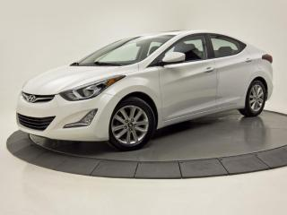 Used 2016 Hyundai Elantra 4dr Sdn Auto Sport Appearance BLUETOOTH MAGS for sale in Brossard, QC