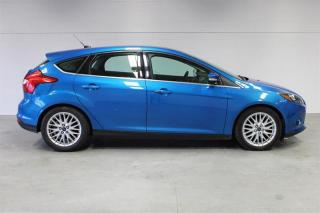 Used 2014 Ford Focus Hatchback Titanium for sale in London, ON