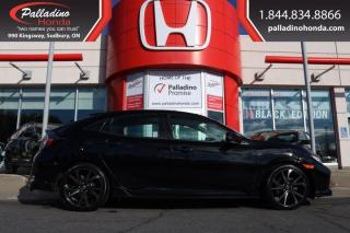 Used 2019 Honda Civic Hatchback Sport Touring  - ONE OWNER - #1 PRICED!!! for sale in Sudbury, ON