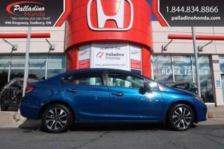 Used 2015 Honda Civic Sedan EX for sale in Sudbury, ON