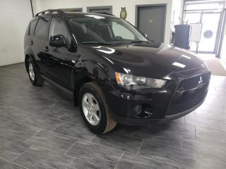 Used 2012 Mitsubishi Outlander 4WD ES for sale in Châteauguay, QC
