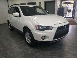 Used 2011 Mitsubishi Outlander 4WD LS - 7 PASS. for sale in Châteauguay, QC