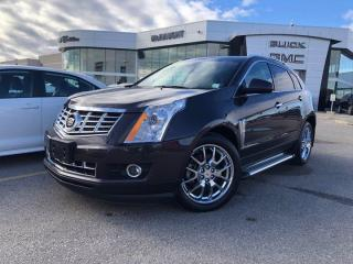 Used 2015 Cadillac SRX Premium AWD | Front & Rear Heated Seats | Nav for sale in Winnipeg, MB