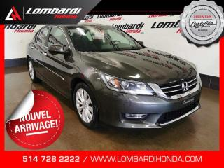 Used 2013 Honda Accord EX-L|CUIR|TOIT|CAM| for sale in Montréal, QC