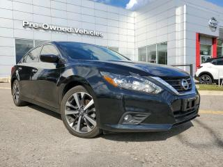 Used 2016 Nissan Altima 2.5 SR ONE OWNER TRADE. CLEAN CARFAX. NISSAN CERTIFIED PREOWNED WITH ONLY 49143 KMS! for sale in Toronto, ON