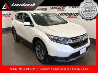 Used 2018 Honda CR-V LX AWD|ASSIST.ROUT.06/24/2021| for sale in Montréal, QC