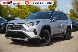 New 2021 Toyota RAV4 Hybrid XLE for sale in Hamilton, ON