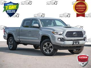 Used 2019 Toyota Tacoma SR5 V6 TRD Sport Package | One Owner | Clean Car FAX History Report for sale in St Catharines, ON