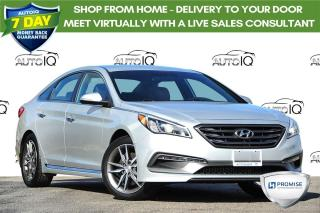 Used 2015 Hyundai Sonata 2.0 TURBO   AUTO   AC   LEATHER   BLUETOOTH   for sale in Kitchener, ON