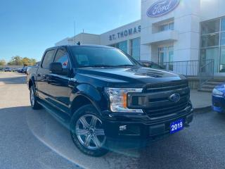 Used 2019 Ford F-150 XLT Sport 4x4/Navi/20 Wheels/Rear View Camera for sale in St Thomas, ON