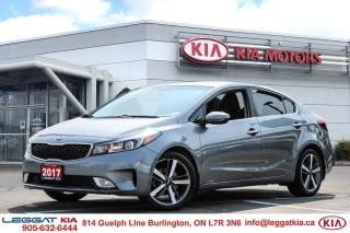 Used 2017 Kia Forte EX | HEATED SEATS | DUAL CLIMATE | BACK UP CAM | for sale in Burlington, ON