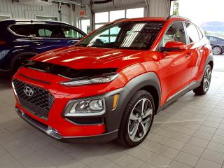 Used 2019 Hyundai KONA 1.6T TREND AWD*JAMAIS ACCIDENTÉ* VOLANT CHAUFFANT for sale in Ste-Julie, QC