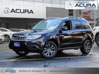 Used 2013 Subaru Forester for sale in Burlington, ON