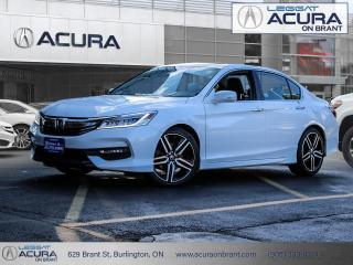 Used 2017 Honda Accord Touring for sale in Burlington, ON