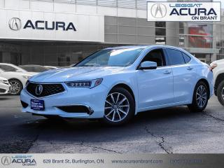 Used 2018 Acura TLX Tech for sale in Burlington, ON