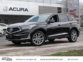 New 2021 Acura RDX ELITE for sale in Burlington, ON