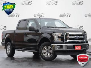 Used 2017 Ford F-150 XLT CREW CAB | 6 SEATS | LOW KM | 5.0L V8 | BLUETOOTH for sale in Waterloo, ON