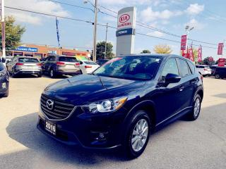 Used 2016 Mazda CX-5 Auto GS FWD/SUNROOF/BLIND SPOTS/PUSH START/1 OWNER for sale in North York, ON