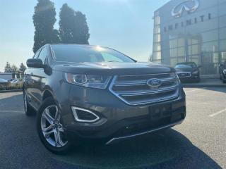Used 2018 Ford Edge Titanium - AWD for sale in Langley, BC