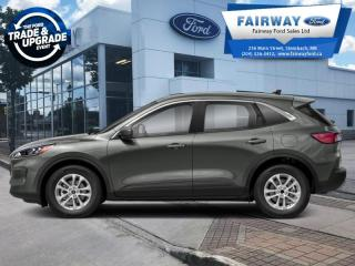 New 2020 Ford Escape S for sale in Steinbach, MB