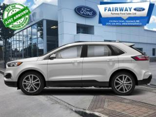 New 2020 Ford Edge Titanium  - Leather Seats for sale in Steinbach, MB
