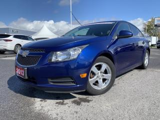 Used 2013 Chevrolet Cruze LT Turbo for sale in Carleton Place, ON
