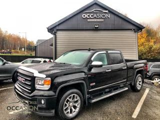 Used 2015 GMC Sierra 1500 SLE ALL TERRAIN CREW cabine multiplace B for sale in Ste-Brigitte-de-Laval, QC