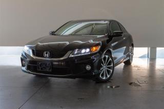 Used 2013 Honda Accord Cpe EX-L V6 Navi at for sale in Langley City, BC