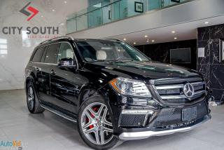 Used 2016 Mercedes-Benz GL-Class AMG GL 63 for sale in Toronto, ON
