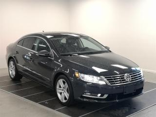 Used 2015 Volkswagen Passat CC Sportline 2.0T 6sp for sale in Port Moody, BC