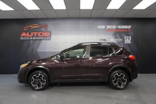 Used 2013 Subaru XV Crosstrek XV AWD 2.0i CVT AUTO SIÈGES BLUETOOTH 110 965 KM ! for sale in Lévis, QC