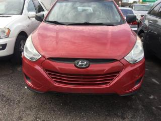 Used 2013 Hyundai Tucson GL for sale in Scarborough, ON
