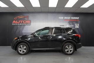Used 2015 Toyota RAV4 XLE AUTO MAGS TOIT OUVRANT CAMERA 63 749 KM !! for sale in Lévis, QC