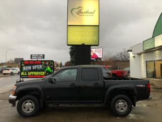 Used 2008 GMC Canyon SLE 4x4 OFF ROAD PACKAGE | FOG LIGHTS-USED GMC DEALER for sale in Edmonton, AB