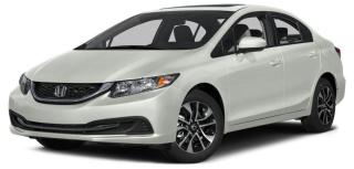Used 2015 Honda Civic EX for sale in Whitchurch-Stouffville, ON