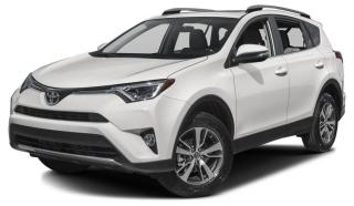 Used 2017 Toyota RAV4 XLE for sale in Whitchurch-Stouffville, ON