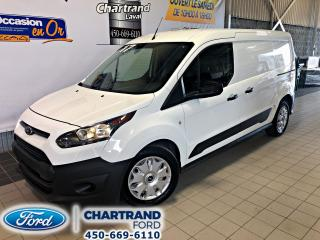 Used 2017 Ford Transit Connect XL avec 2 portes coulissantes for sale in Laval, QC