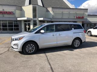 New 2021 Kia Sedona LX for sale in Chatham, ON