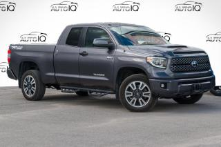 Used 2018 Toyota Tundra SR5 Plus 5.7L V8 for sale in Barrie, ON