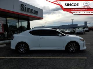 Used 2014 Scion tC 2DR AUTO  - $101 B/W for sale in Simcoe, ON