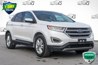 Used 2016 Ford Edge SEL AWD LEATHER INTERIOR for sale in Innisfil, ON