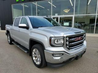Used 2017 GMC Sierra 1500 SLT Remote Start, NAV, Tonneau, HTD Seats!!! for sale in Ingersoll, ON