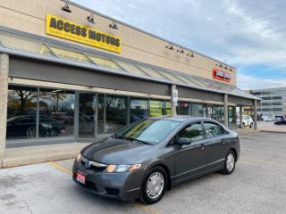 Used 2009 Honda Civic Sdn 4dr Auto DX-G for sale in North York, ON