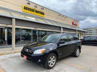Used 2007 Toyota RAV4 4WD 4DR V6 LIMITED for sale in North York, ON