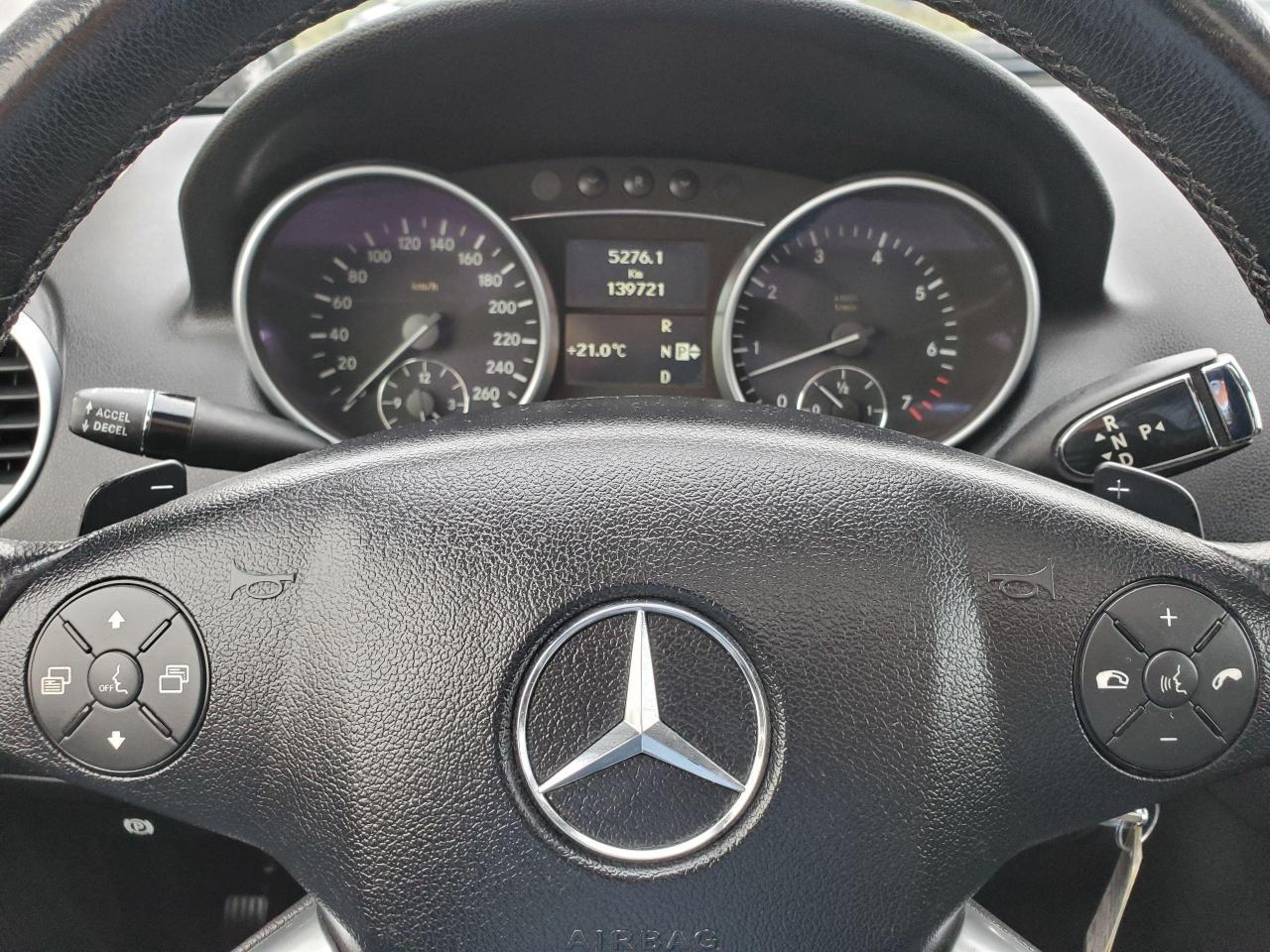 2009 Mercedes-Benz M-Class