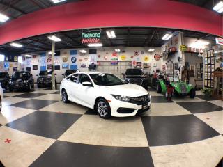 Used 2016 Honda Civic Sedan LX AUT0 A/C CRUSIE BLUETOOTH BACKUP CAMERA 81K for sale in North York, ON