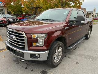 Used 2016 Ford F-150 4WD SUPERCREW 157