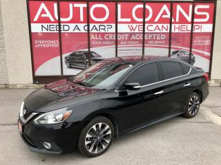 Used 2016 Nissan Sentra SV-ALL CREDIT ACCEPTED for sale in Toronto, ON
